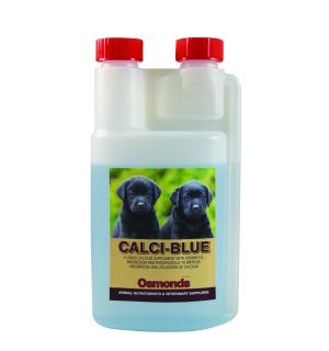 Canine Calci-Blue