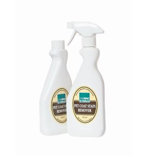 Bac to Nature Pet Coat Stain Remover