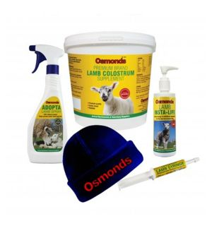 Osmonds Essential Lambing Pack