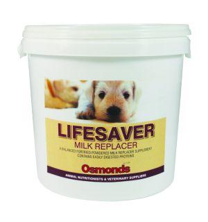 Lifesaver Puppy Milk Replacer