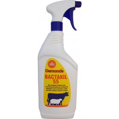 Bactakil 55 1 litre Spray