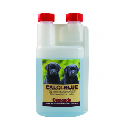 Canine Calci-Blue