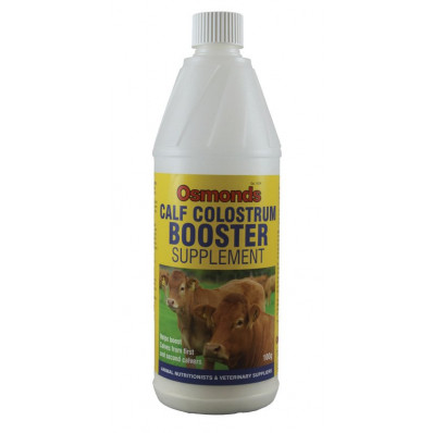 Calf Colostrum Booster Supplement