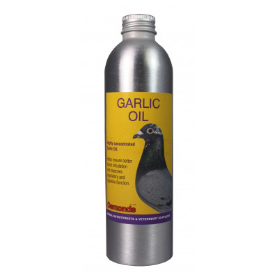 Avian Garlic Oil