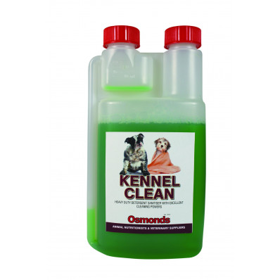 Osmonds Kennel Clean