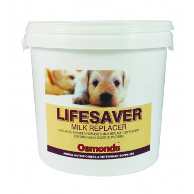 Lifesaver Puppy Milk Replacer