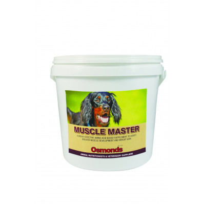 Canine Muscle Master Dry Blend
