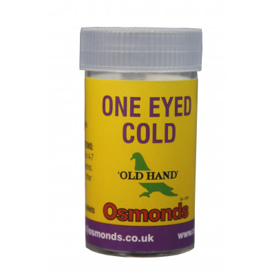 One Eyed Cold