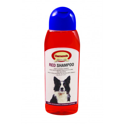 Osmonds Groomers Choice Red Shampoo