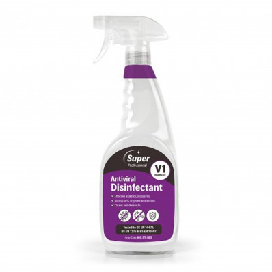 Super Professional Antiviral Disinfectant Spray - 750ml