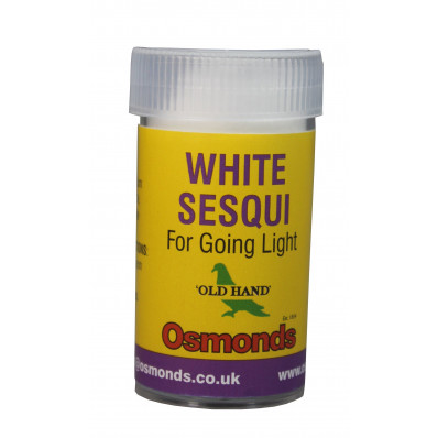 White Sesqui Tablets
